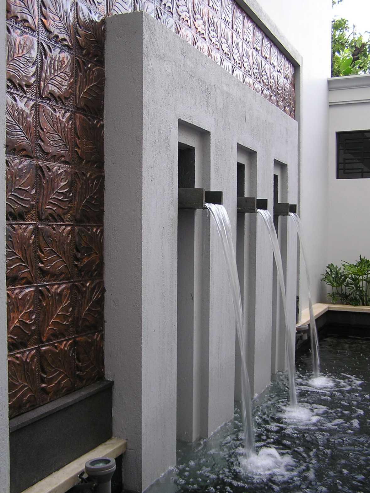 Pt. Garisprada Pondok Indah Residence Pondok Pinang, Kebayoran Lama, South Jakarta City, Jakarta, Indonesia Pondok Indah Waterfall Modern  21881