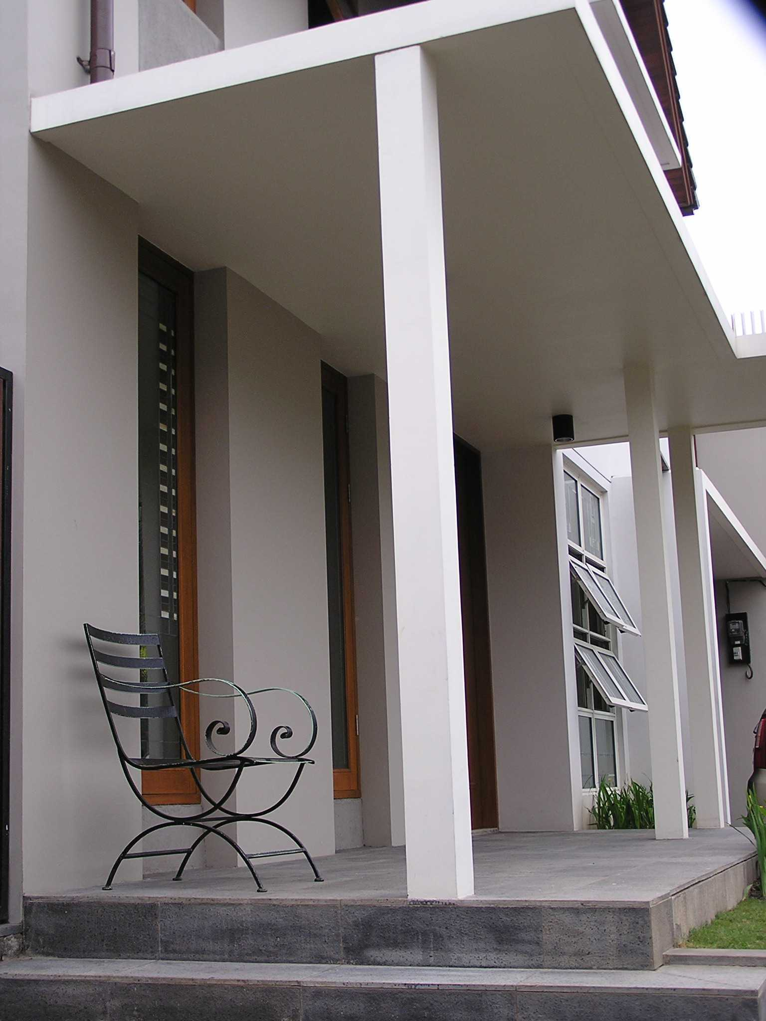 Pt. Garisprada Tomang Residence Tomang, Grogol Petamburan, West Jakarta City, Jakarta, Indonesia Tomang Terrace Kontemporer  22240