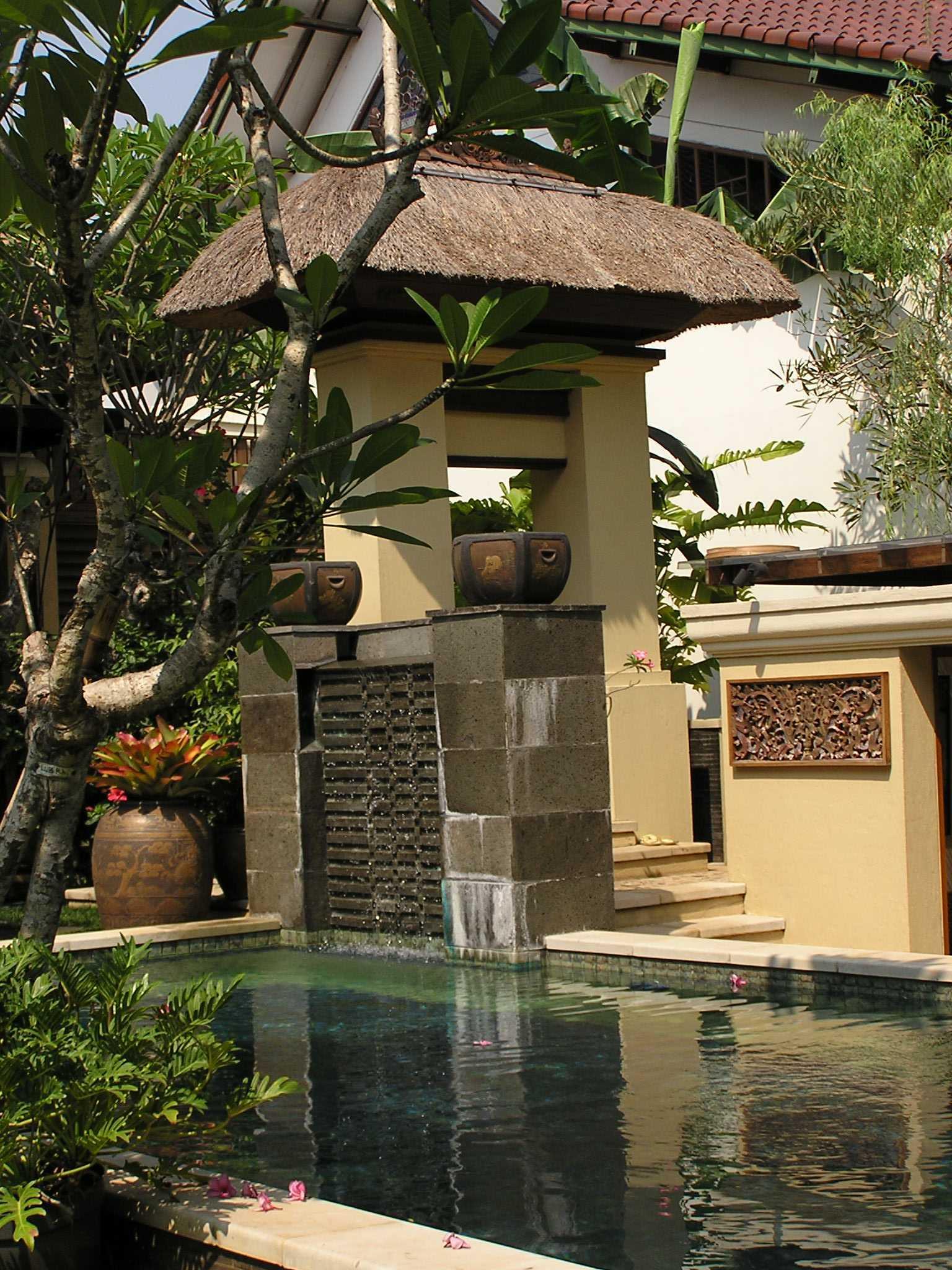 Pt. Garisprada Metro Kencana Residence Pondok Pinang, Kebayoran Lama, South Jakarta City, Jakarta, Indonesia Pondok Indah Swimming Pool Tropis  22251