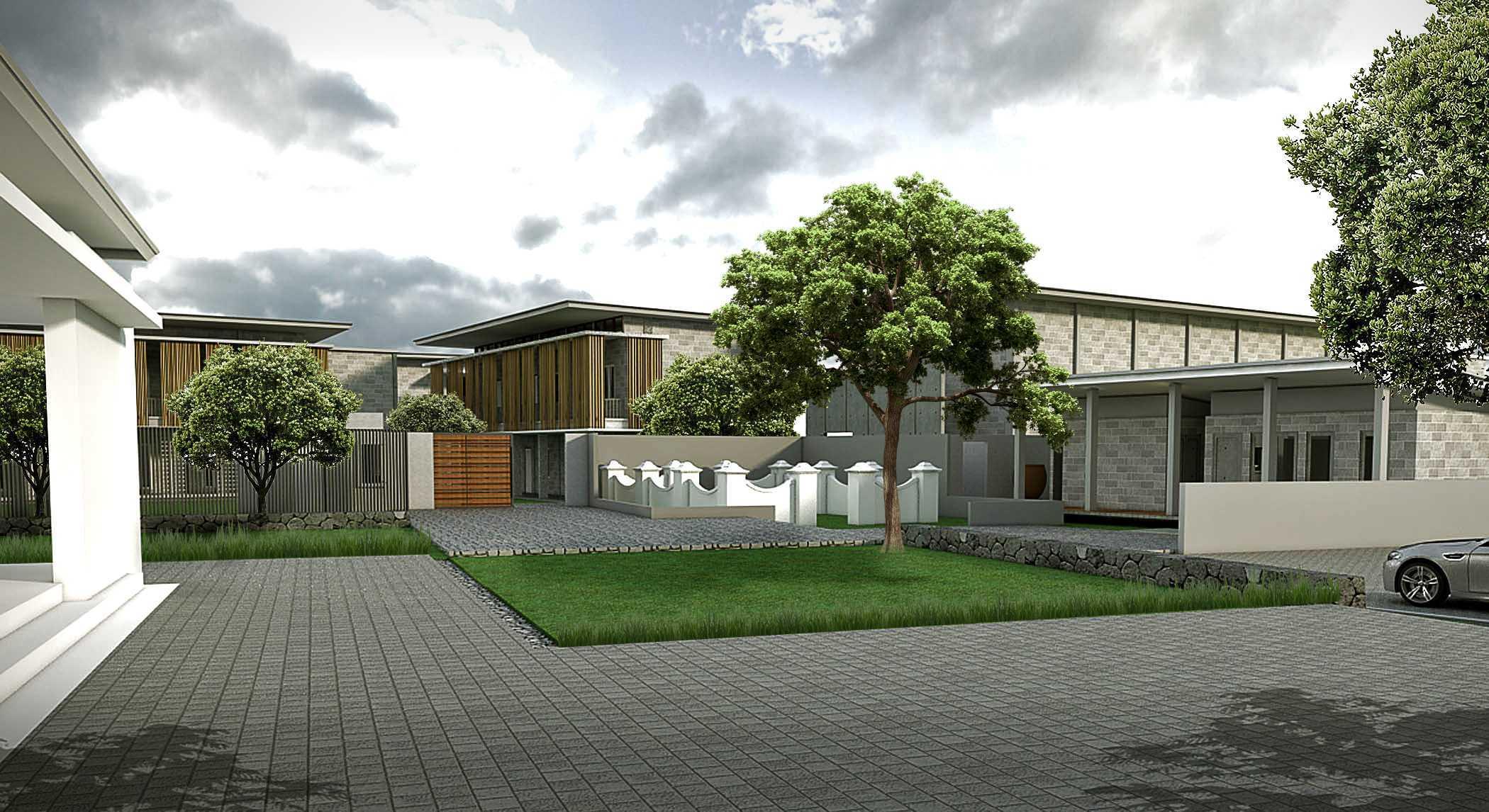 Pt. Garisprada Asrama Sentul Sentul, Babakan Madang, Bogor, West Java, Indonesia Sentul Front View Modern  22517
