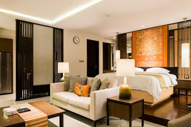 Pt. Garisprada Grand Puri Sakura Dewi Jl. Kertanegara, South Jakarta Jl. Kertanegara, South Jakarta Bedroom Asian <P>Bedroom.</p> <P>Living Room And Bed View</p> 25459