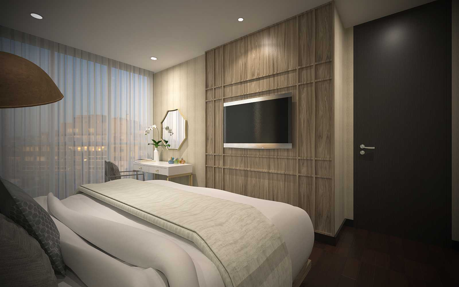 Pt. Garisprada Kemang Village Apartment Kemang Village Jakarta Kemang Village Jakarta Bedroom Modern  25502