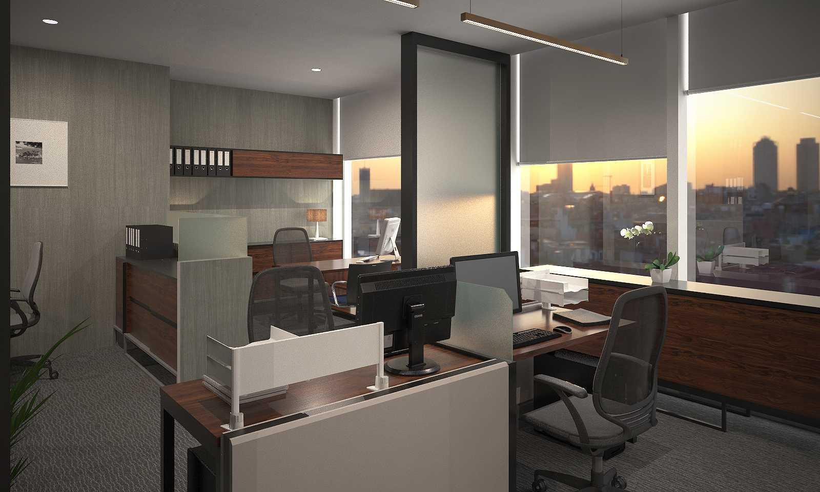 Pt. Garisprada Green Wood Sejahtera Karet Karet Working Area Modern  25685