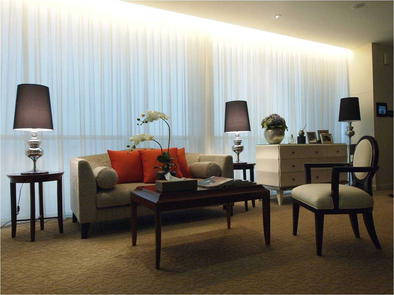 Pt. Garisprada Risjardson Karet Karet Picture6 Modern <P>Guest Lounge At Directors Room</p> 25741