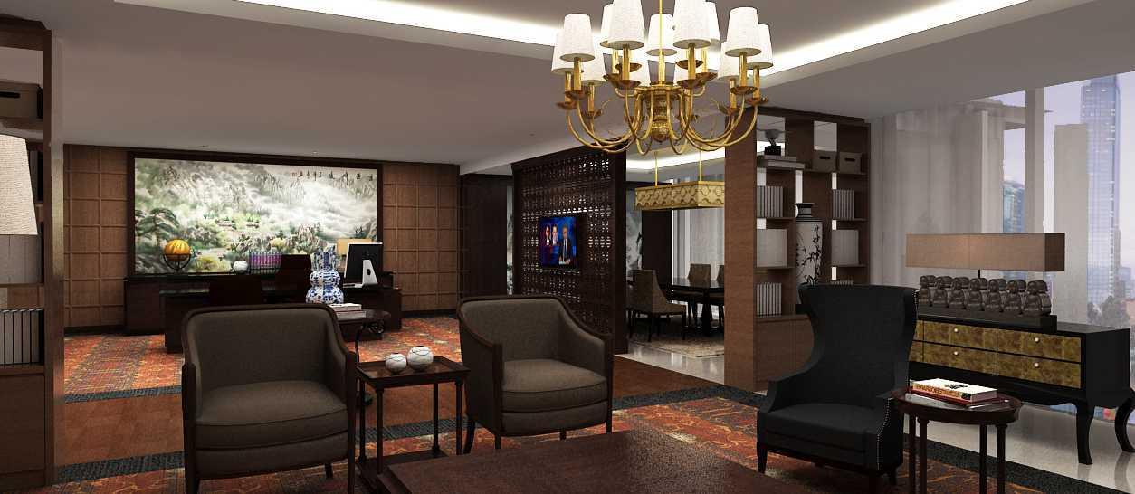 Pt. Garisprada Tcc Karet Karet Chairman-Office Klasik <P>Ceo&nbsp;room. This Room Consist Of Lounge And Small Meeting Room.</p> 25752