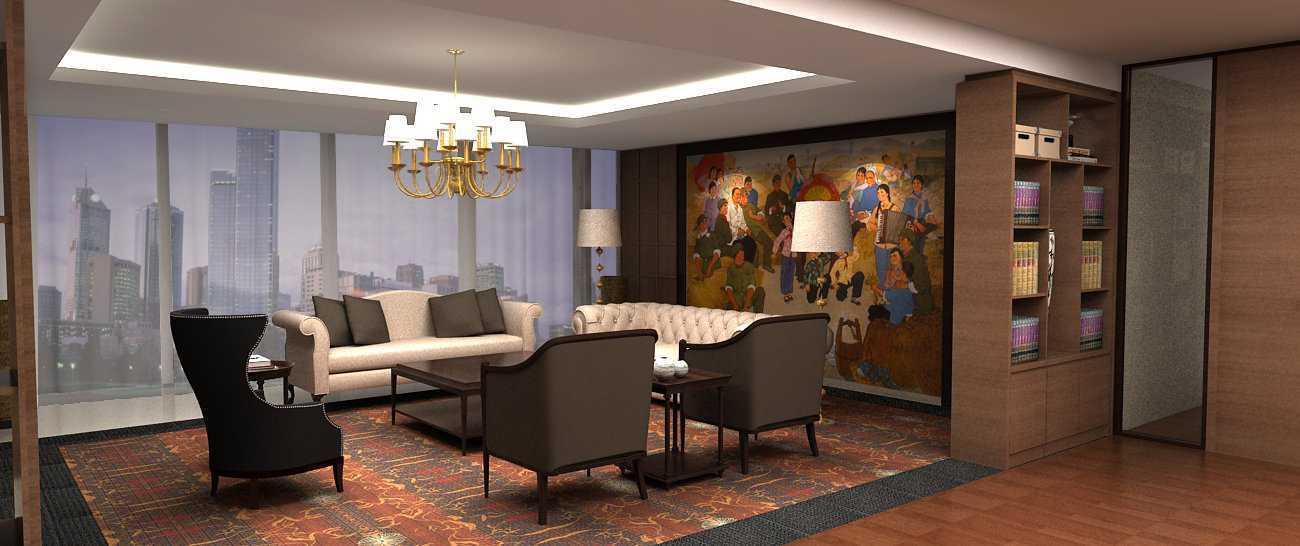 Pt. Garisprada Tcc Karet Karet Chairman Klasik <P>Guest Lounge At Ceo&nbsp;room.</p> 25753