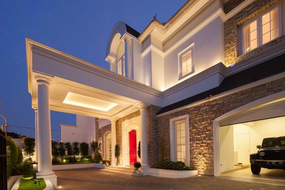 Monoarch Rumah Tinggal Permata Hijau Permata Hijau, Jakarta Permata Hijau, Jakarta Drop Off Klasik  21827