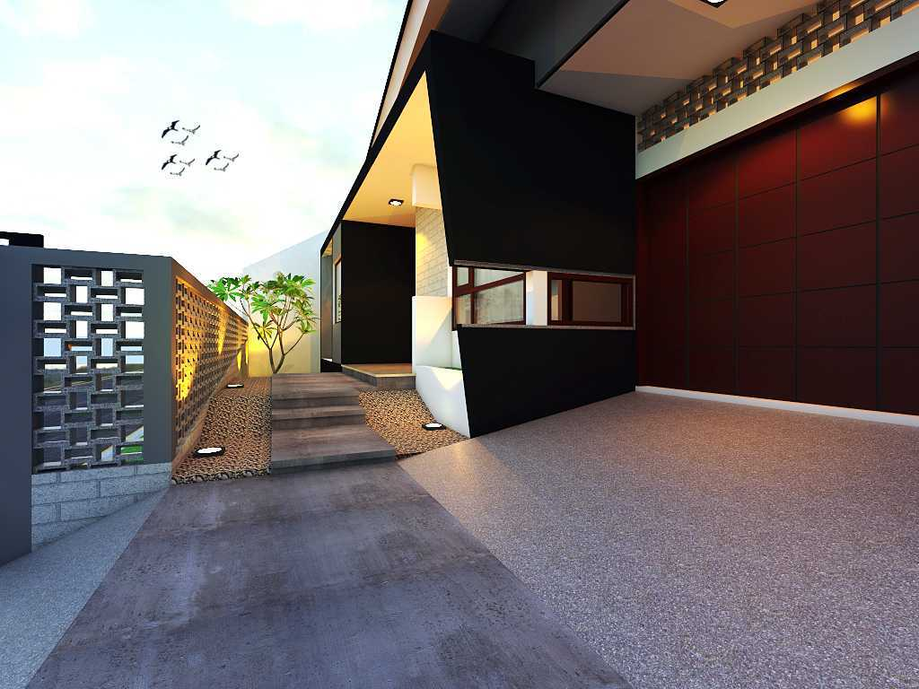 Dmnt Studio - Medan Rumah Stm Medan, Medan City, North Sumatra, Indonesia Medan Eks-04   21957