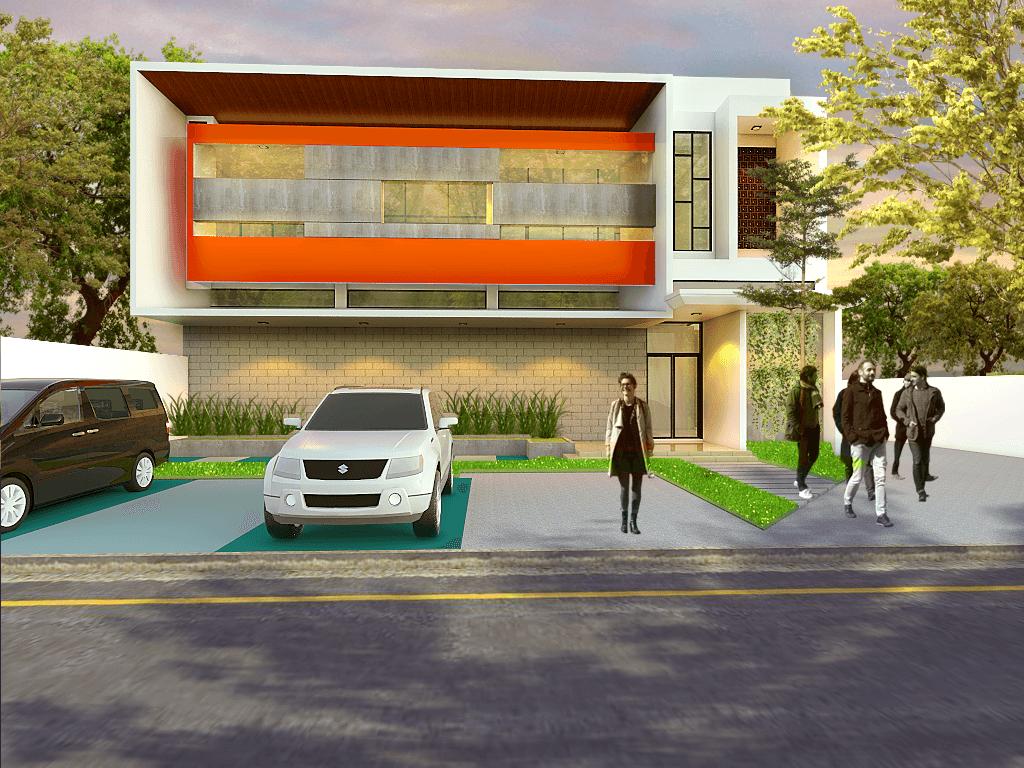 Dmnt Studio - Medan Tirta Medical Office Medan Medan Photo-21969 Kontemporer,modern  21969