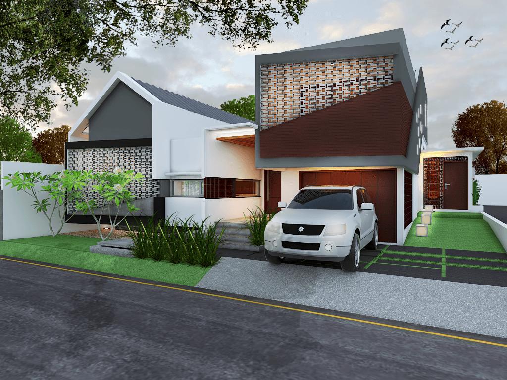 Studio Mifanolu Rumah Stm 2 Medan Medan Facade Kontemporer  26388