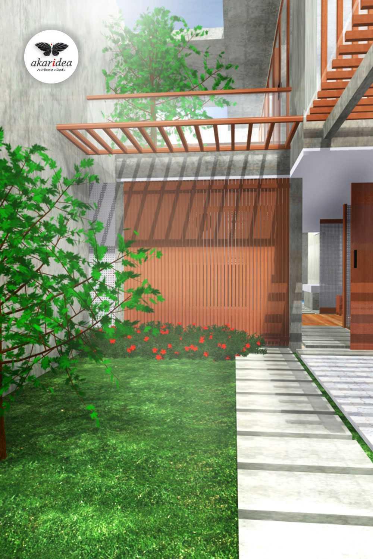 Antoni Winata Satria House Daan Mogot, Satria, West Jakarta Daan Mogot, Satria, West Jakarta Front Facade Kontemporer,tropis,wood,modern  23133