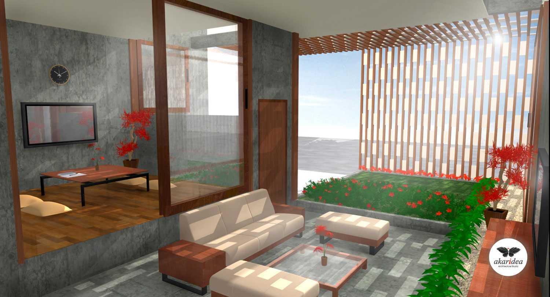 Antoni Winata Bojongkoneng House Bojongkoneng, Bandung Bojongkoneng, Bandung Living & Multimedia Room Kontemporer,tropis,modern,wood  23167