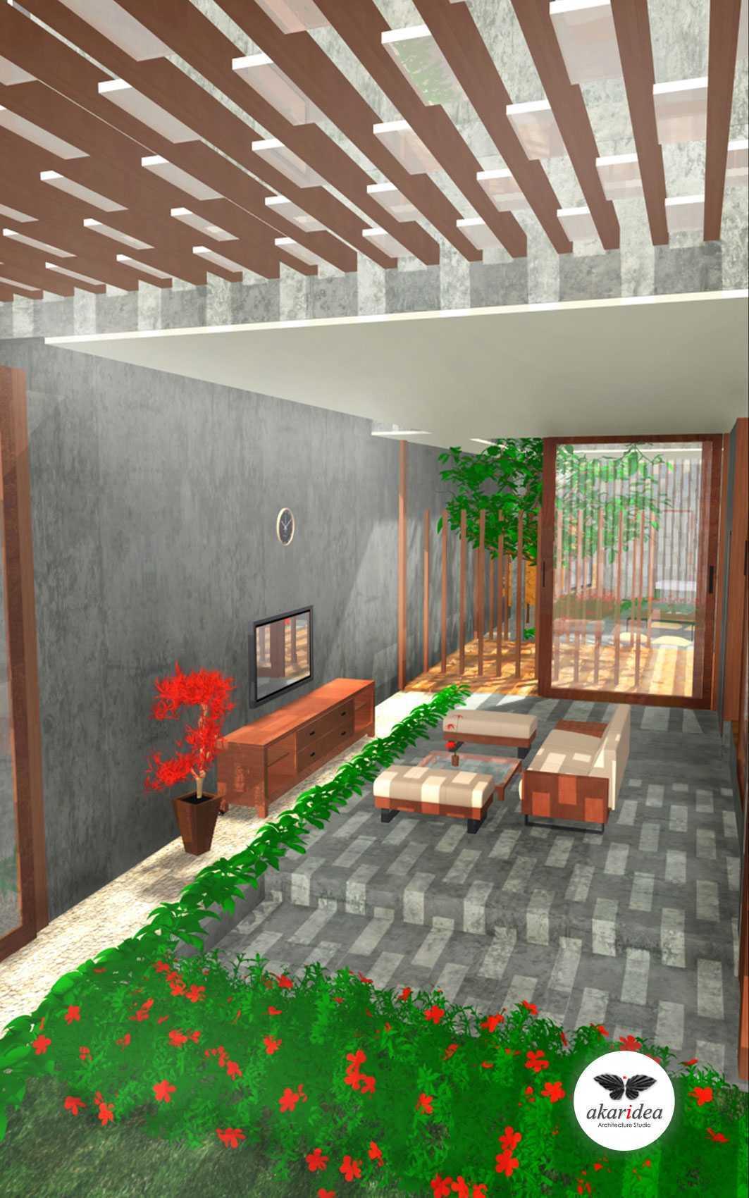 Antoni Winata Bojongkoneng House Bojongkoneng, Bandung Bojongkoneng, Bandung Living Room Kontemporer,tropis,wood,modern Continuous Space 23168