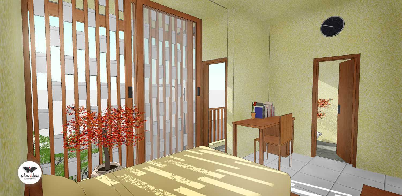 Antoni Winata Metland Menteng House Metland Menteng Residences, East Jakarta Metland Menteng Residences, East Jakarta Master Bedroom Kontemporer,minimalis,tropis,wood,modern  23189