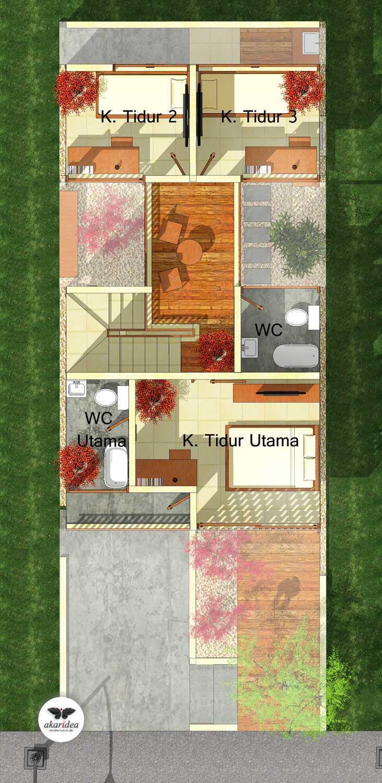 Antoni Winata Metland Menteng House Metland Menteng Residences, East Jakarta Metland Menteng Residences, East Jakarta 2Nd Floorplan   23193