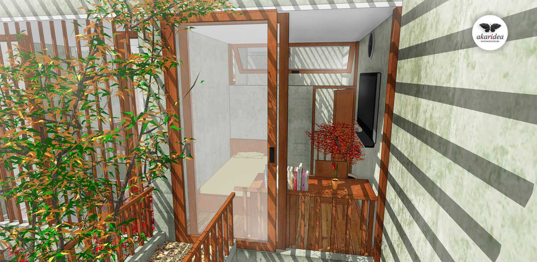 Antoni Winata Meruya House Meruya, West Jakarta Meruya, West Jakarta Room Kontemporer,minimalis,tropis,wood,modern,industrial  23209