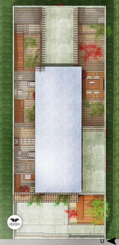 Antoni Winata Meruya House Meruya, West Jakarta Meruya, West Jakarta Roof Plan   23220