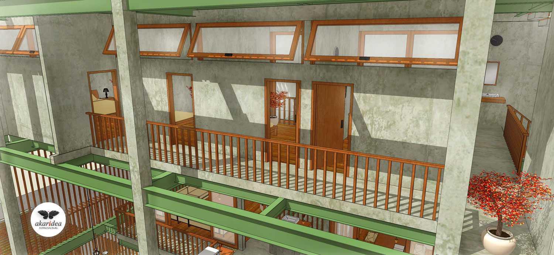 Antoni Winata Sidoarjo House Sidoarjo Sidoarjo Transition Space Kontemporer,tropis,modern,minimalis  23262