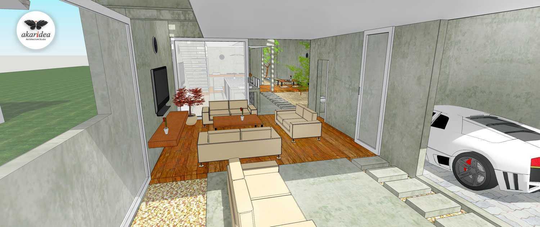 Antoni Winata W - House East Jakarta East Jakarta Living Room Open Kontemporer,minimalis,tropis,modern,wood  23291