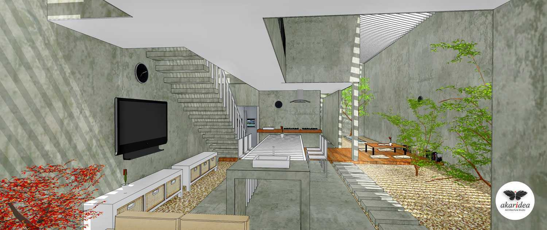 Antoni Winata W - House East Jakarta East Jakarta Dining Area Kontemporer,minimalis,tropis,wood,modern  23292