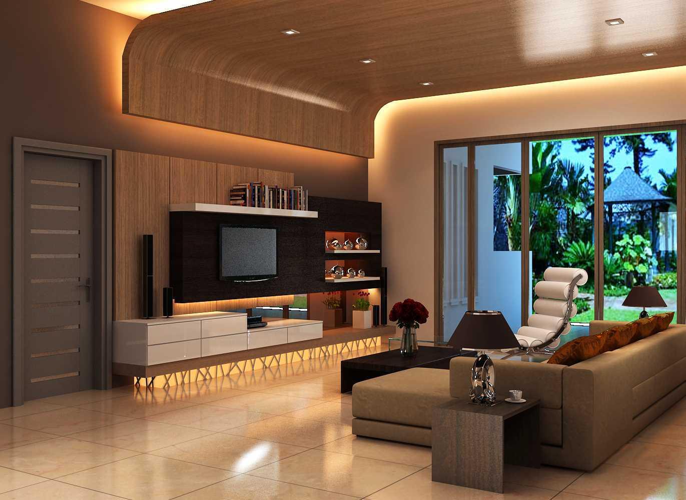 Donny Steven Massie Simply Elegant - Interior Design Bogor - Jawa Barat Bogor - Jawa Barat Living Minimalis  22481