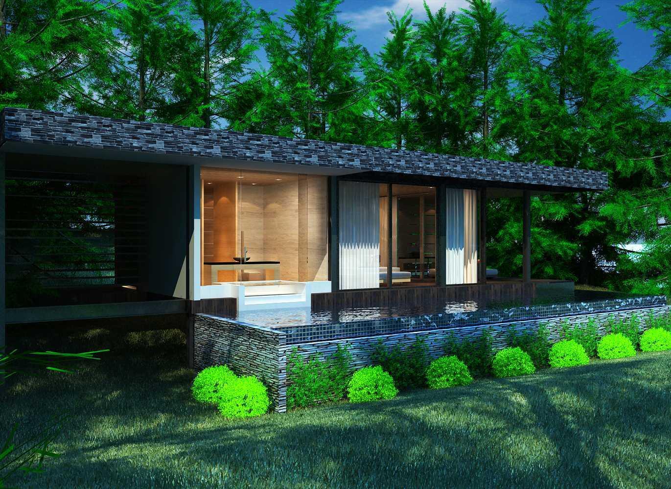 Donny Steven Massie The Vila Pecat Bali Bali Perspektif Tropis  23501