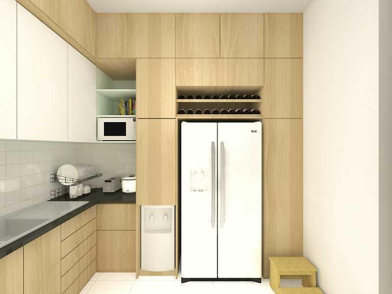 Segitiga Studio Rumah Lj Jakarta Jakarta Kitchen   22507