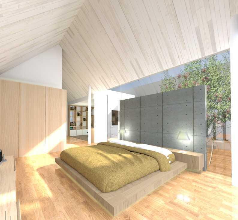 Segitiga Studio Rumah Lj Jakarta Jakarta Bedroom   22508