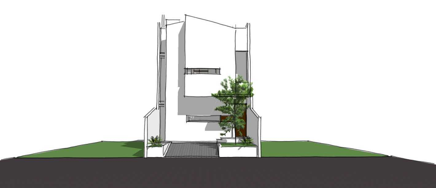 Segitiga Studio Rumah Wallet Jakarta Jakarta Wallet-House   22598
