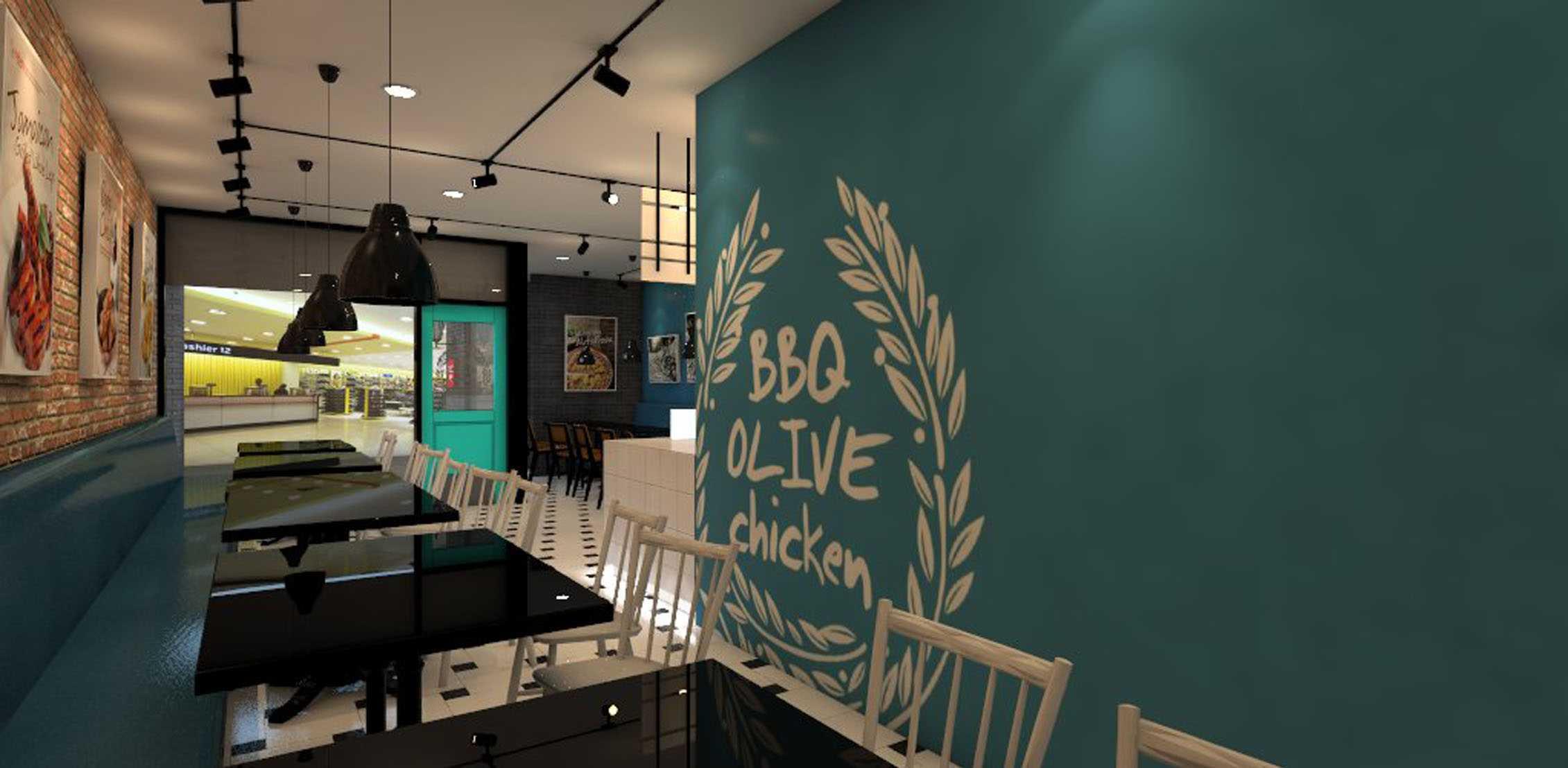 Segitiga Studio Bbqc Jakarta Jakarta Dining Area   22618
