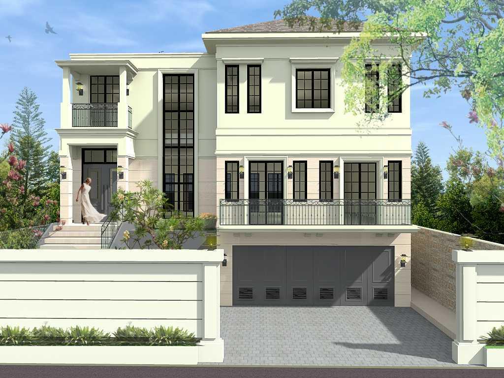 Segitiga Studio Rumah A Jakarta, Indonesia  View1-Copy   32701