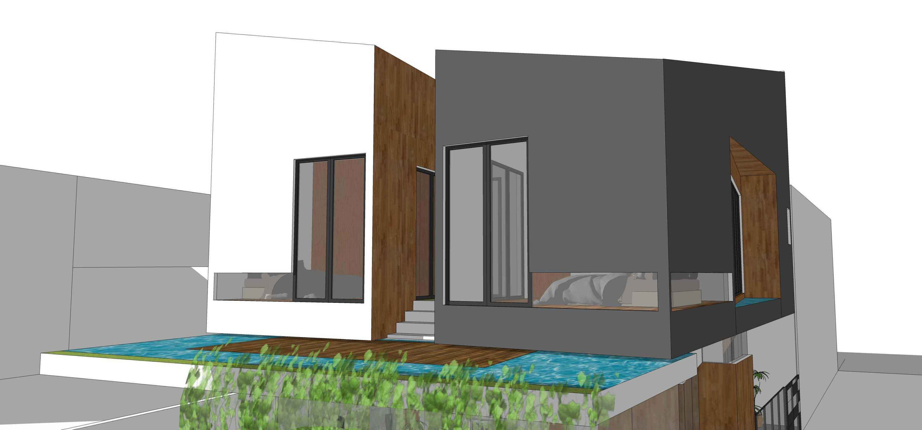 Dmnt Architects Mutiara House Bekasi, West Java, Indonesia Bekasi, West Java, Indonesia 2Nd Floor Facade   29017
