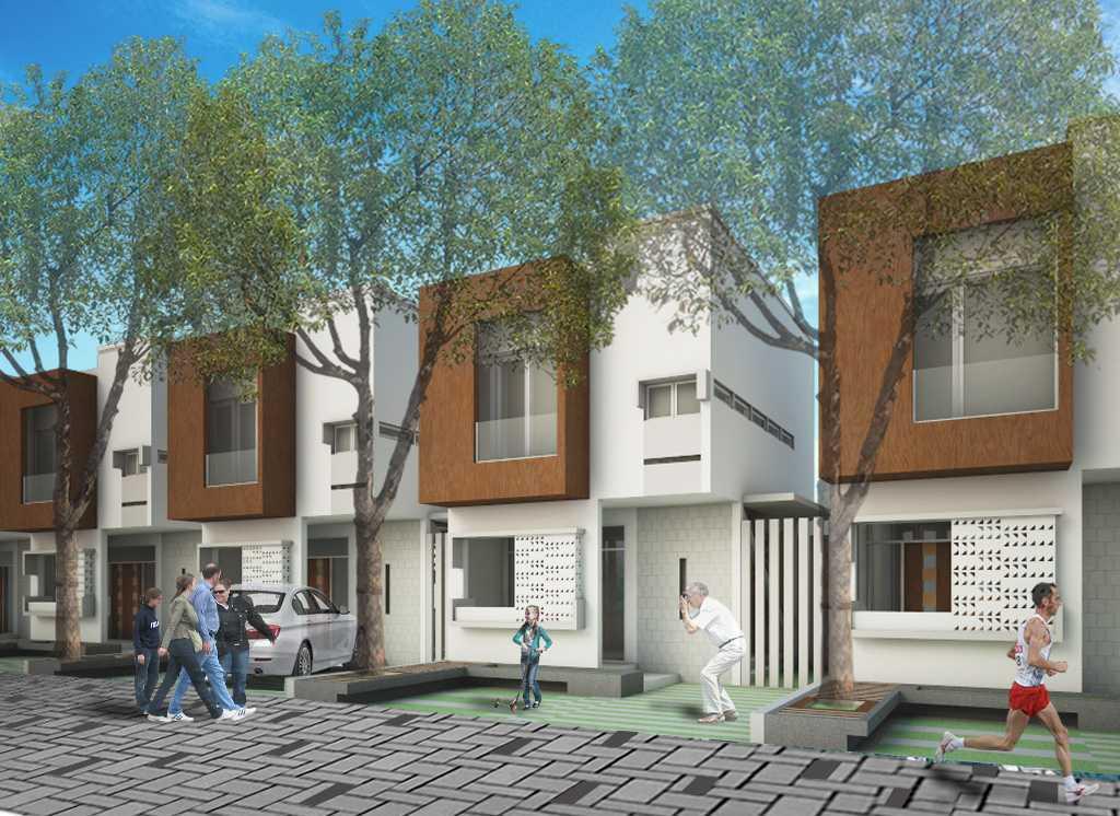 Vishaka Architect Studio Multi Unit Housing 1 Surabaya, Indonesia Surabaya, Indonesia T66-Fauri-1   23081