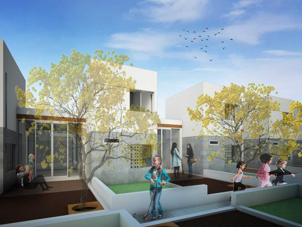 Vishaka Architect Studio Multi Unit Housing 1 Surabaya, Indonesia Surabaya, Indonesia T40-Hawwin   23089