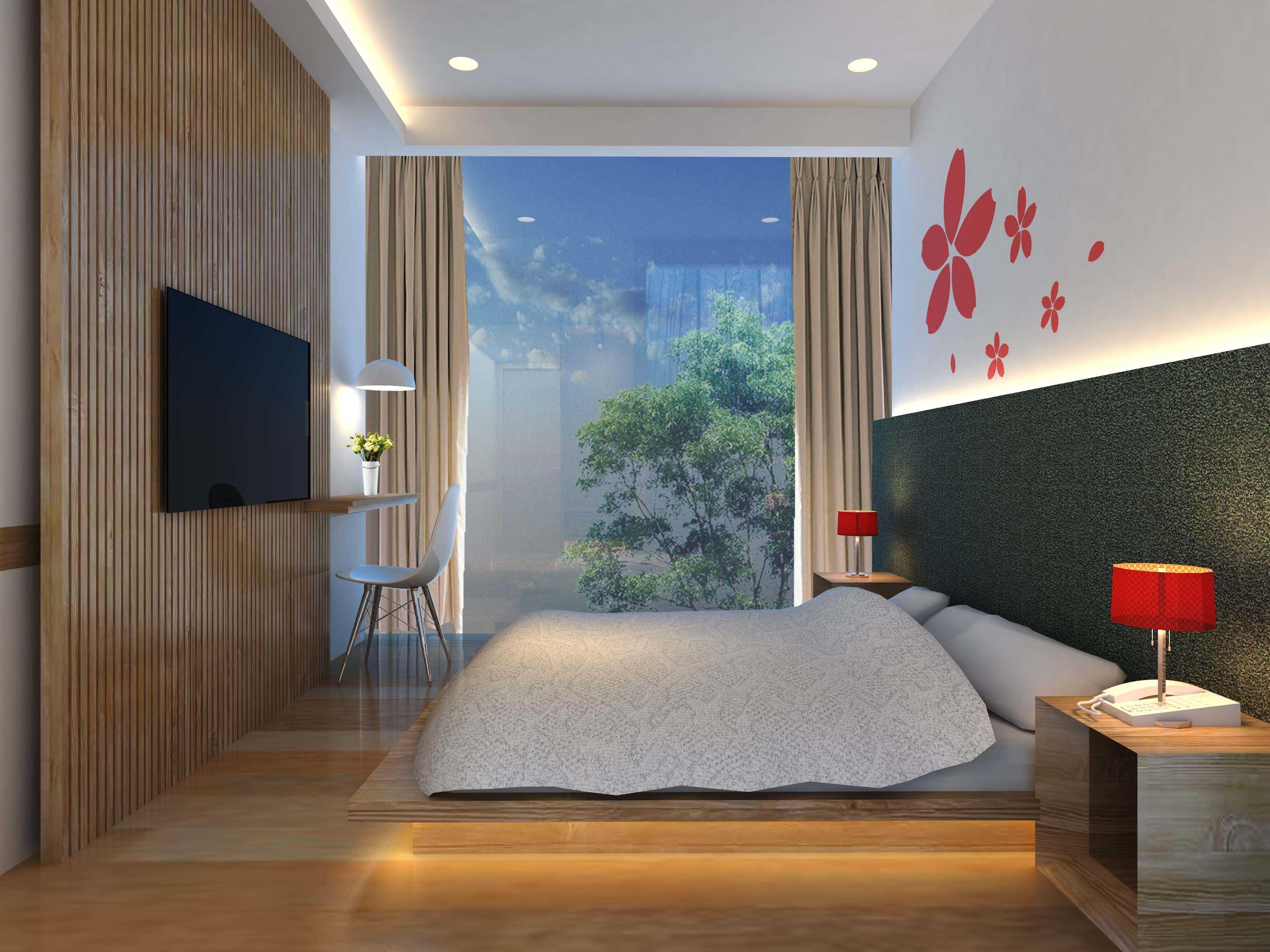 Erik Esdras Tokyo Hotel Jakarta Jakarta Hotel Room Minimalis,asian  24981