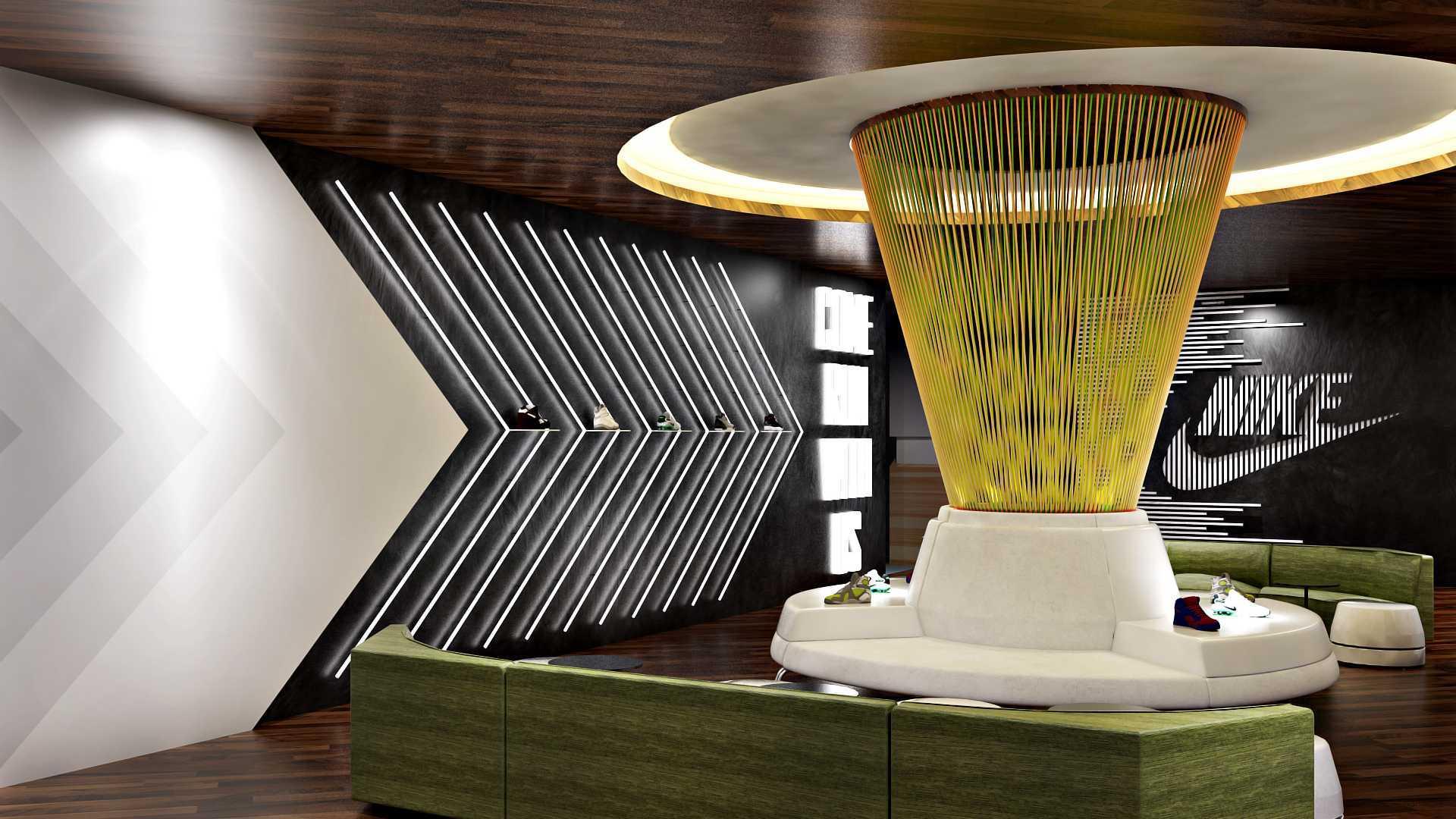 Hive Design & Build Lounge Nike Jakarta  Jakarta  Lounge Kontemporer  25945