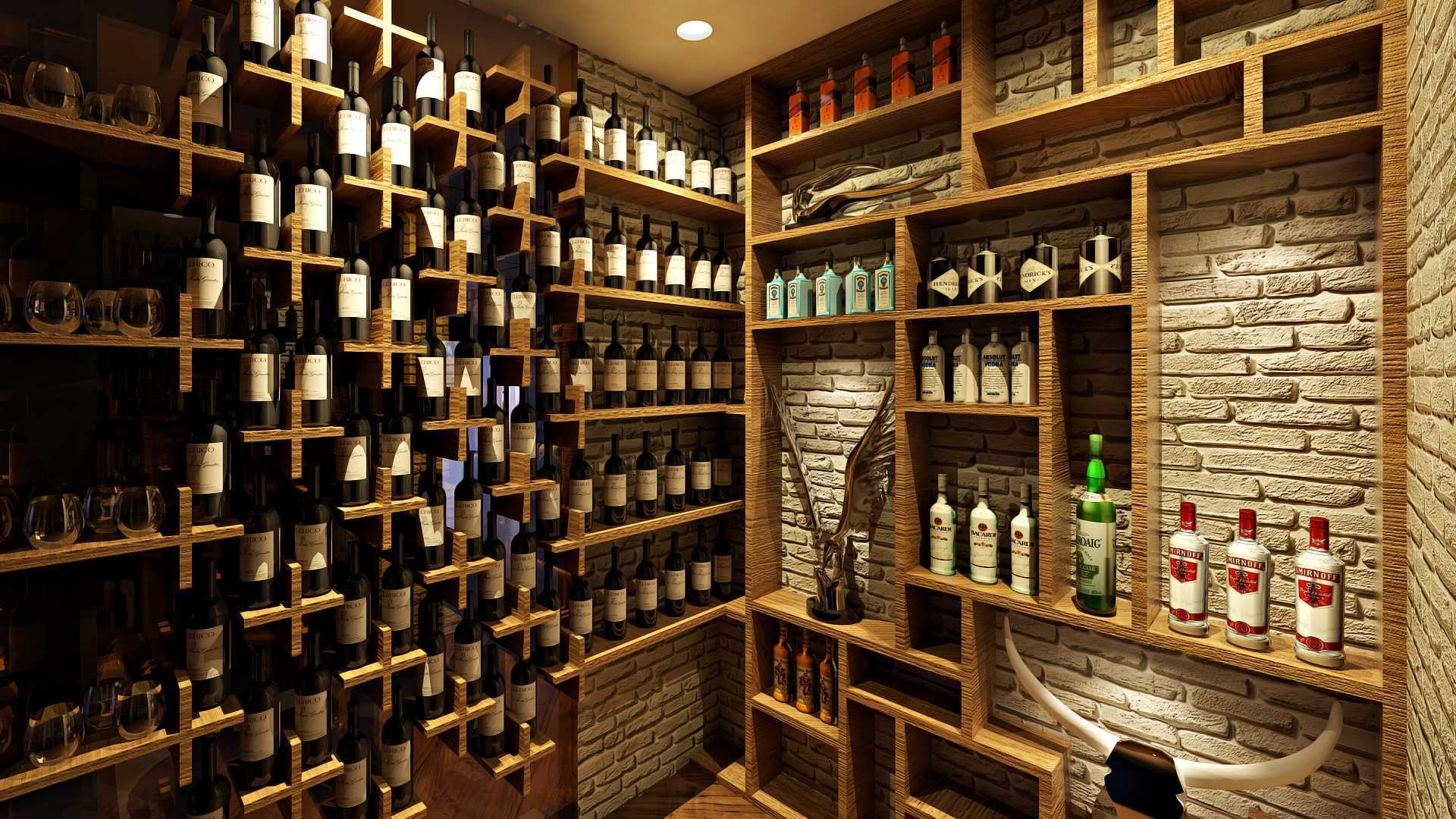 Hive Design & Build Four Seasons Apartment  Jakarta Jakarta Wine Minimalis  25956