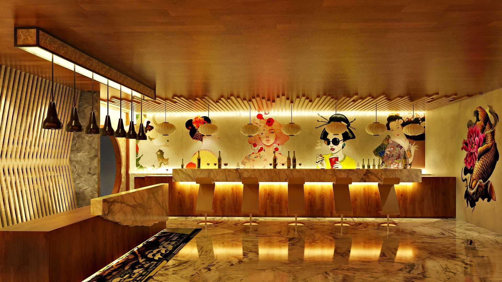 Hive Design & Build Karaoke Alam Sutera Alam Sutera Alam Sutera Reception And Bar Area   26557