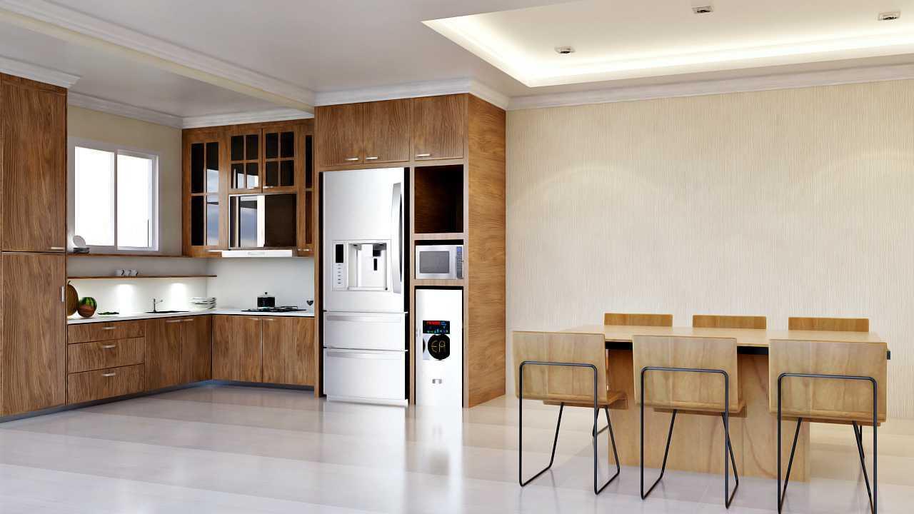 Hive Design & Build Layar House Jakarta Jakarta Kitchen And Dining Modern  27139
