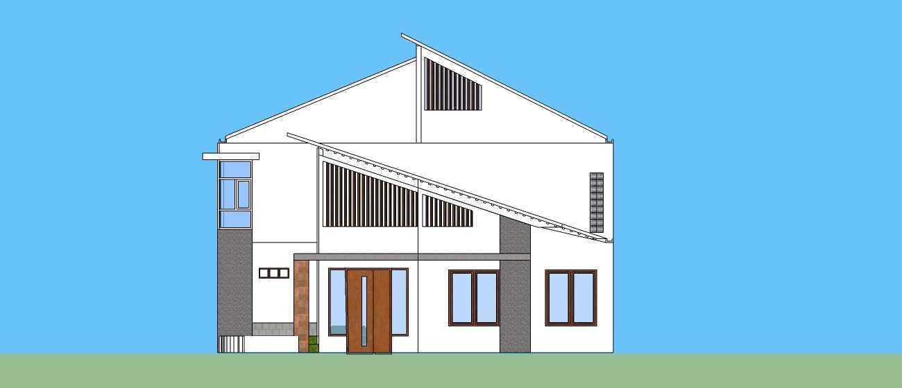 Ink_Design Private House Depok Depok Tampak Depan   24240