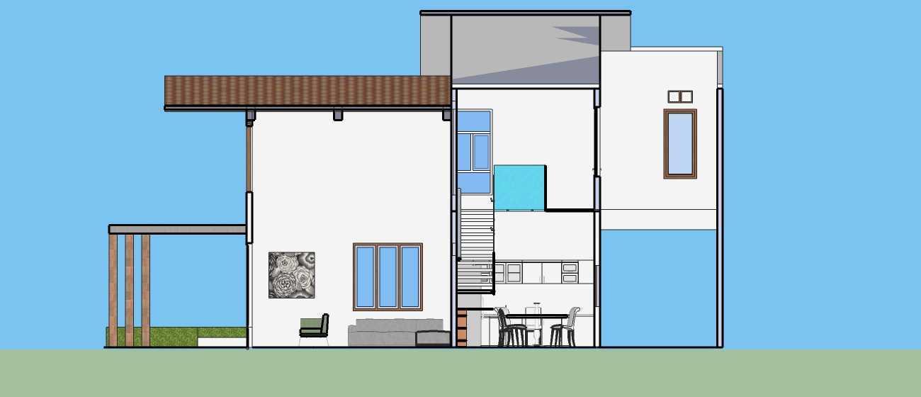 Ink_Design Private House Depok Depok Potongan 3   24244