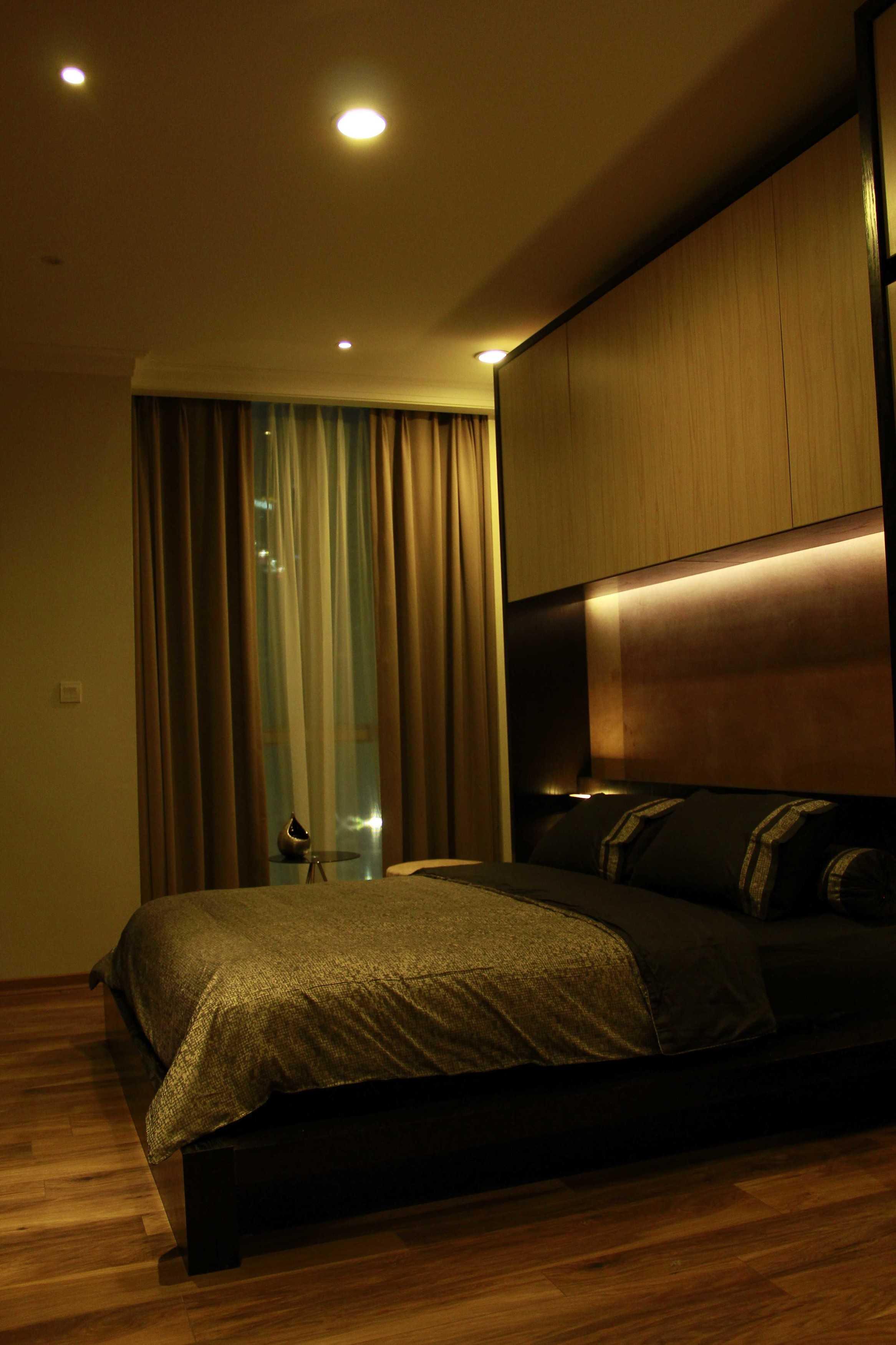 Dimas Andrea 2Br Unit - Residence 8 Jakarta Selatan Jakarta Selatan Bedroom Modern  23676
