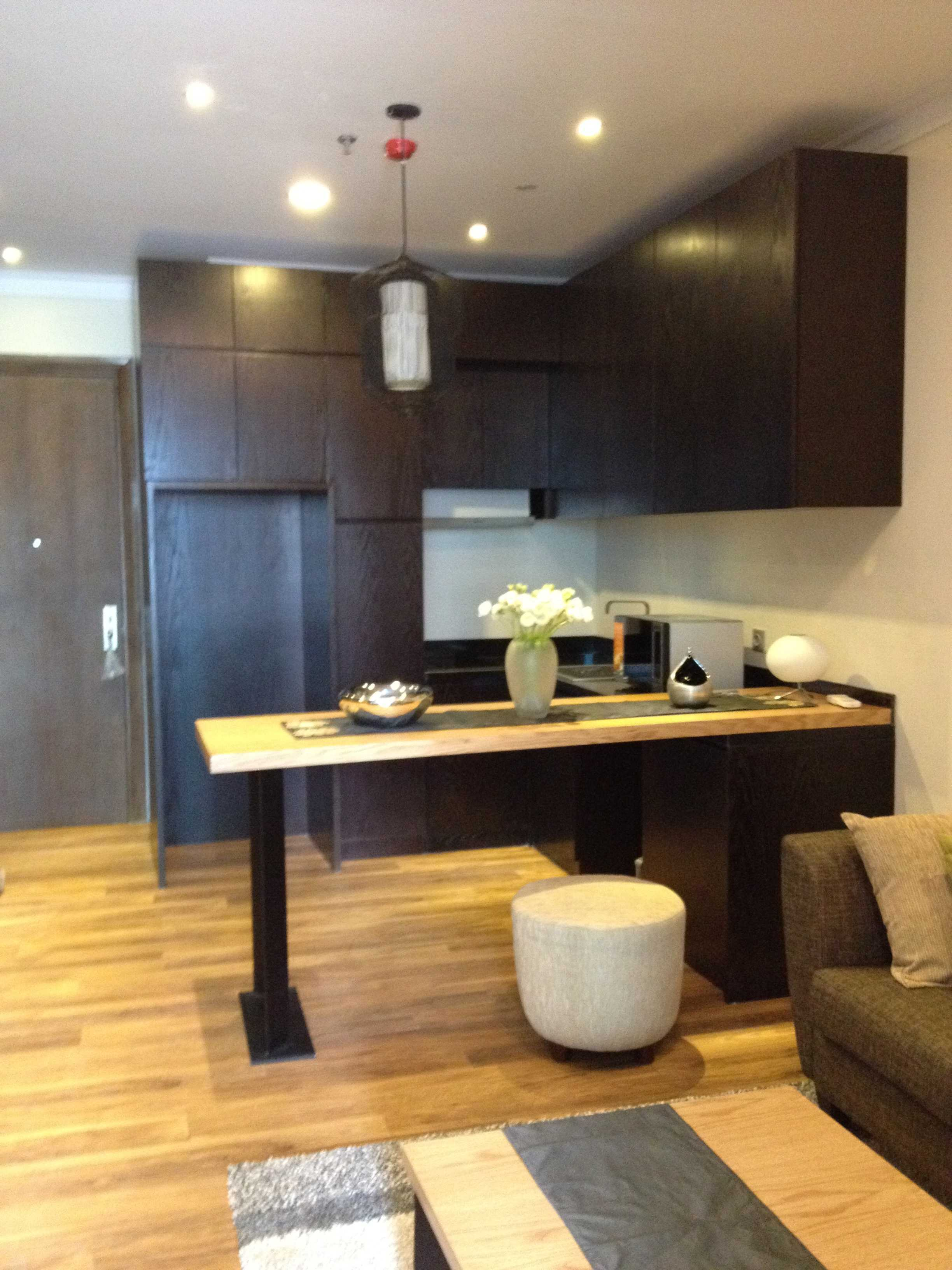 Dimas Andrea 2Br Unit - Residence 8 Jakarta Selatan Jakarta Selatan Kitchen Modern  23677
