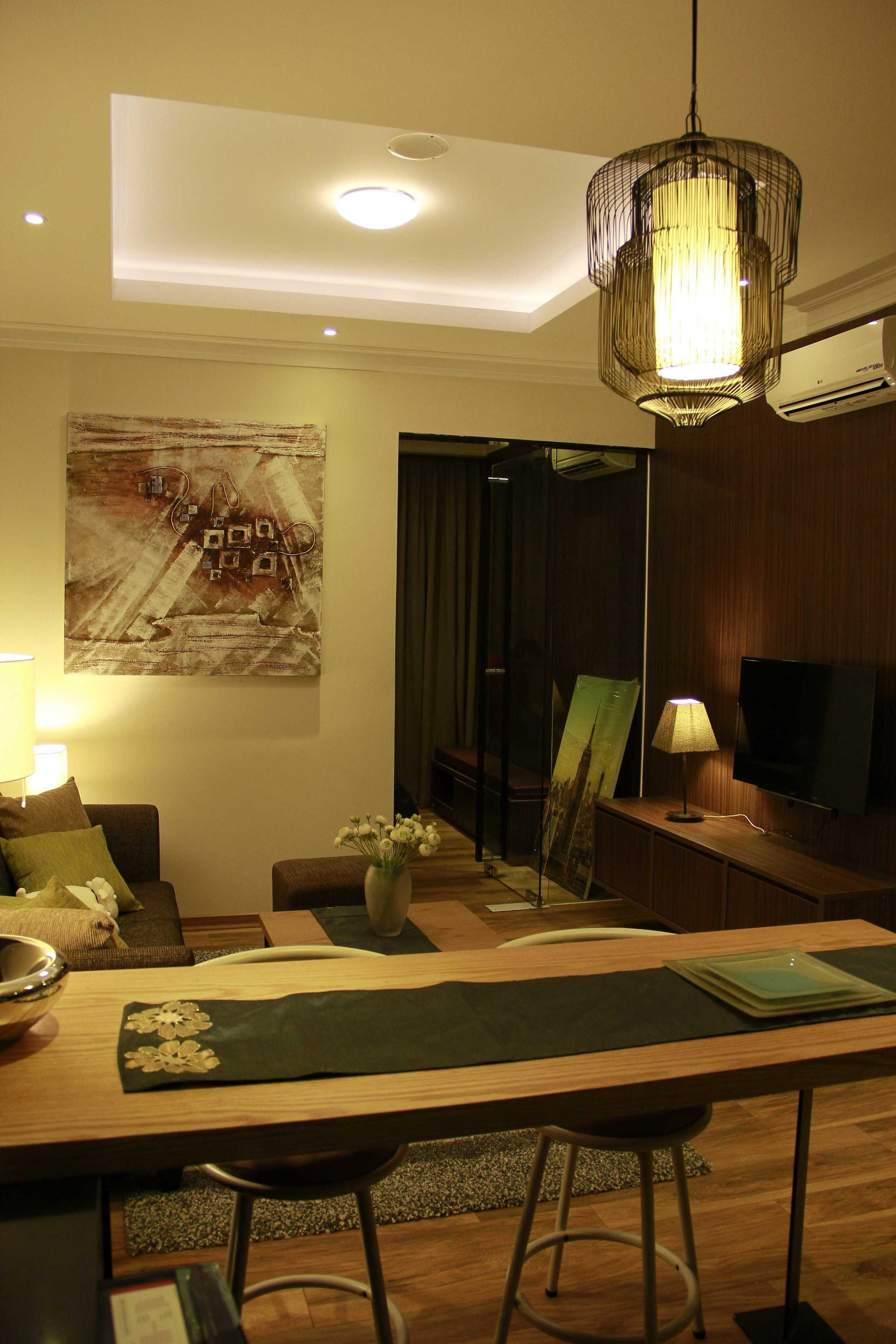 Dimas Andrea 2Br Unit - Residence 8 Jakarta Selatan Jakarta Selatan Dining Area Modern  23678