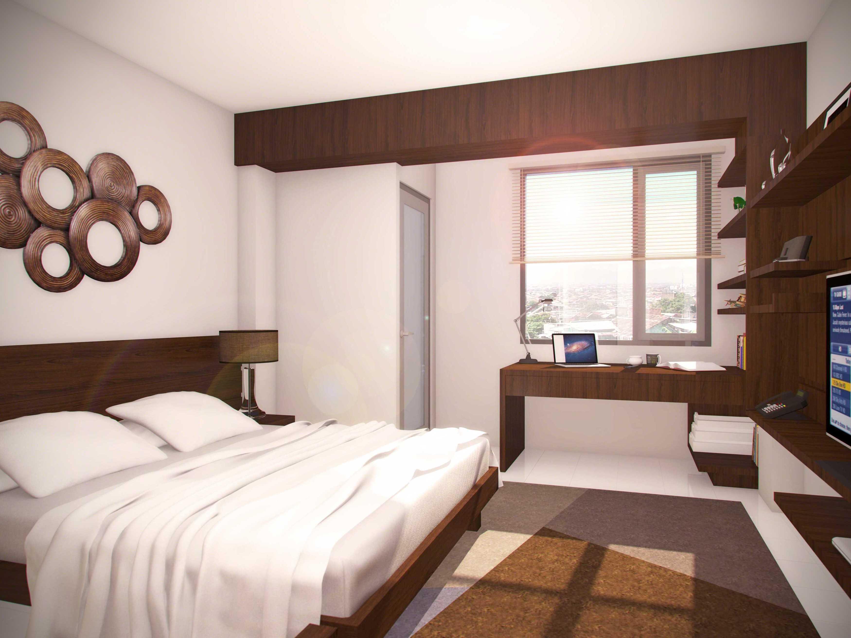 Dimas Andrea Apartment - Studio Unit Type 18B Bandung Bandung Bedroom Modern  23805