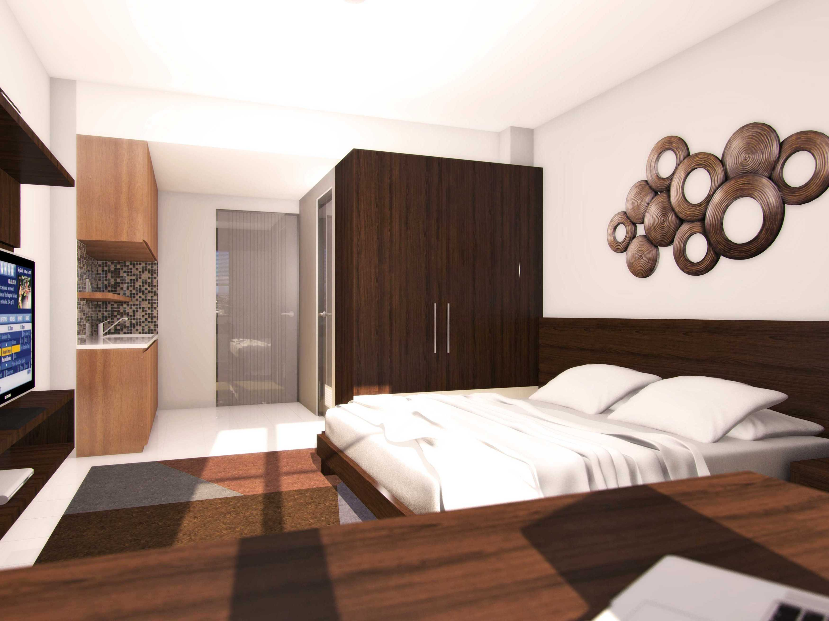Dimas Andrea Apartment - Studio Unit Type 18B Bandung Bandung Bedroom Modern  23807