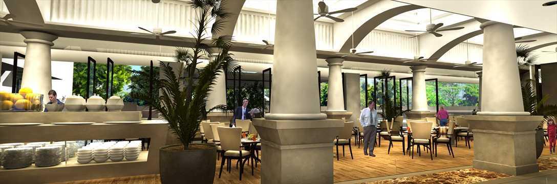 Bral Architect Mercure Hotel Setiabudi Jl. Dr. Setiabudhi No. 269 - 275, Kel. Cidadap, Kec. Sukasari, Isola, Sukasari, Kota Bandung, Jawa Barat 40154, Indonesia Setiabudi, Bandung Restaurant Tropis  24858