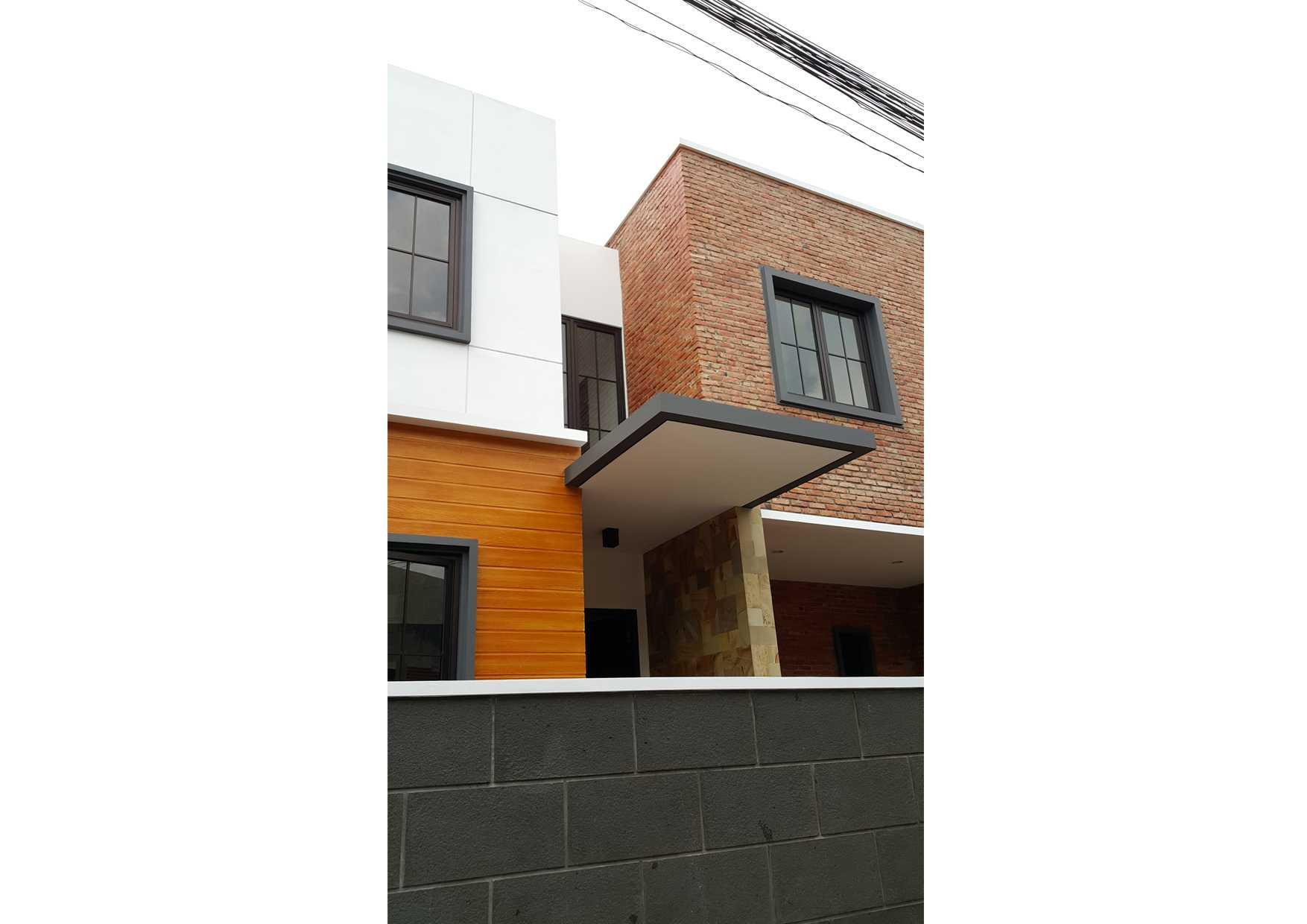Bral Architect Satria Residence Pasar Minggu, South Jakarta City, Jakarta, Indonesia Pasar Minggu, Jakarta Satria-Depan-2 Modern  24916