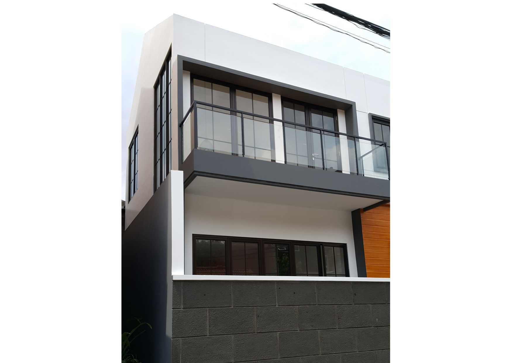 Bral Architect Satria Residence Pasar Minggu, South Jakarta City, Jakarta, Indonesia Pasar Minggu, Jakarta Satria-Depan-3 Modern  24918