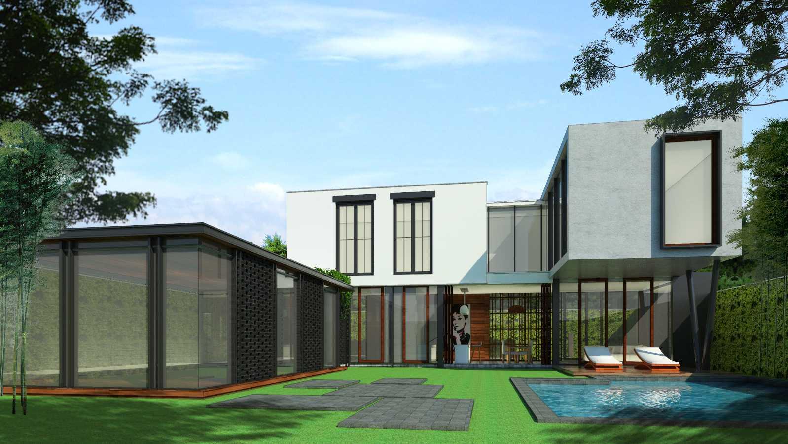 Bral Architect Semarang Residence Semarang, Semarang City, Central Java, Indonesia Semarang Photo-24934 Modern  24934